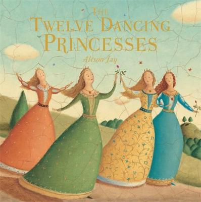 Twelve Dancing Princesses by Kate Baker