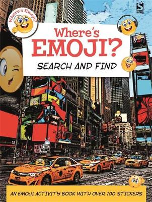Where's Emoji? Search & Find by Holly Brook-Piper
