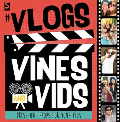 #Vlogs, Vines and Vids by Frankie J. Jones, Holly Brook-Piper