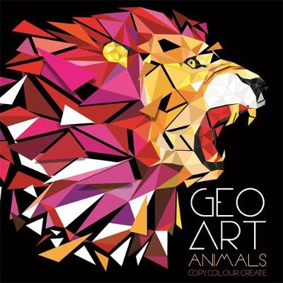 Geo Art Animals by Gemma Cooper