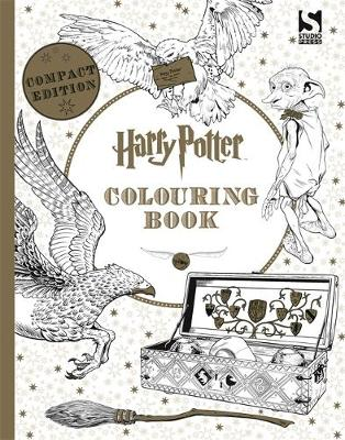 Harry Potter Colouring Book by
