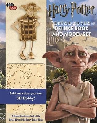 IncrediBuilds: House-Elves Deluxe Book and Model Set by Jody (Author) Revenson