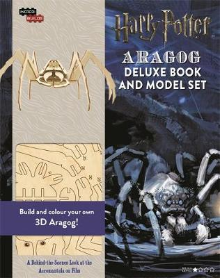 Incredibuilds: Aragog Deluxe Model and Book Set by Jody Revenson