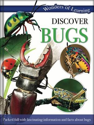 Wonders of Learning - Discover Bugs Reference Omnibus by
