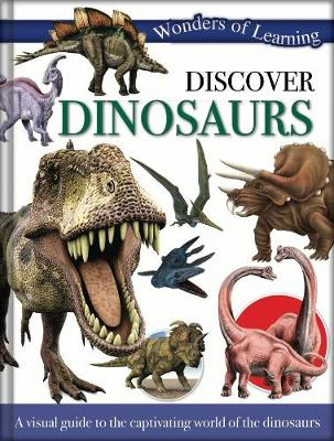 Wonders of Learning - Discover Dinosaurs Reference Omnibus by