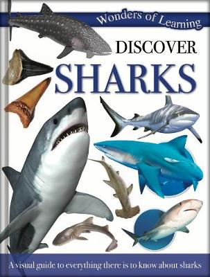 Wonders of Learning: Discover Sharks Reference Omnibus by