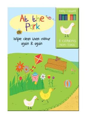 Colour Me Again and Again Book - At the Park by