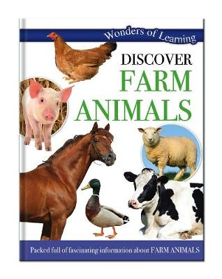 Wonders of Learning: Discover Farm Animals Wonders of Learning Omnibus by North Parade Publishing