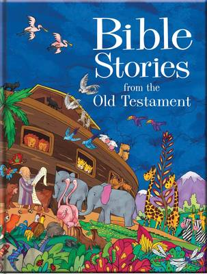 Bible Stories from the Old Testament Reference Book by North Parade Publishing