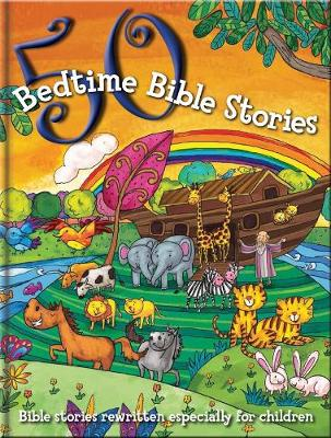 50 Bible Bedtime Stories by