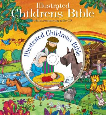 Illustrated Children Bible by North Parade Publishing