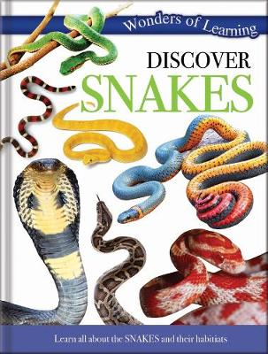 Wonders of Learning: Discover Snakes Reference Omnibus by North Parade Publishing