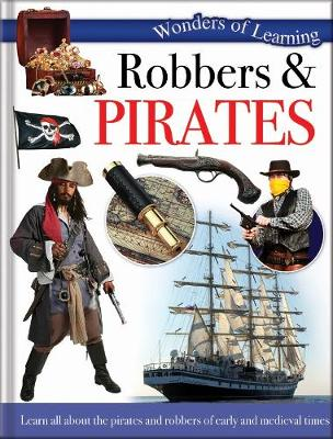 Wonders of Learning: Discover Pirates & Raiders Reference Omnibus by North Parade Publishing