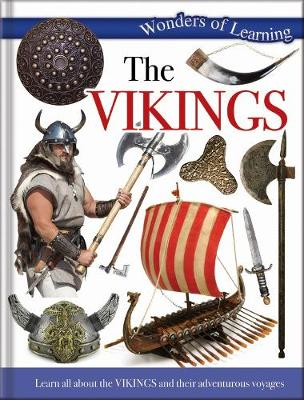Wonders of Learning: Discover Viking Raiders Reference Omnibus by North Parade Publishing