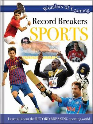 Wonders of Learning: Discover Record Breakers Sport Reference Omnibus by North Parade Publishing