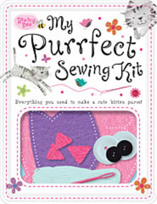 My Purrfect Sewing Kit by Karen Morrison