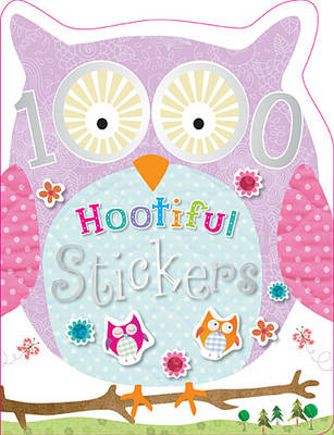 1000 Hootiful Stickers by Make Believe Ideas, Thomas Nelson
