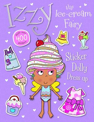Izzy Sticker Dolly Dress Up by Lara Ede