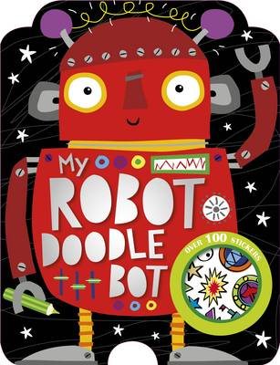 My Robot Doodle Bot by Make Believe Ideas