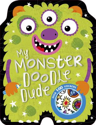 My Monster Doodle Dude by Make Believe Ideas