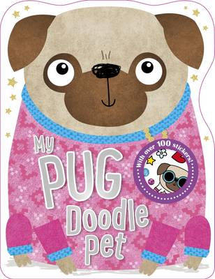 My Pug Doodle Pet by Make Believe Ideas, Sarah Vince