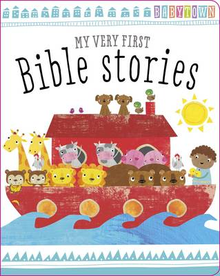 My Very First Bible Stories by Make Believe Ideas