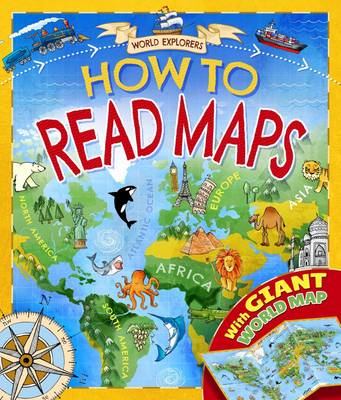 How to Read Maps by Arcturus Publishing