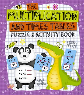 The Multiplication Activity Book by Arcturus Publishing