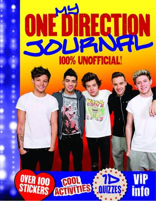 My One Direction Journal 100% Unofficial! by Arcturus Publishing