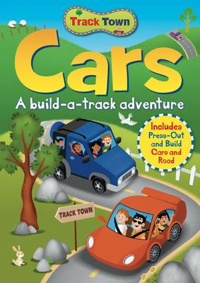 Track Town: Cars by Arcturus Publishing