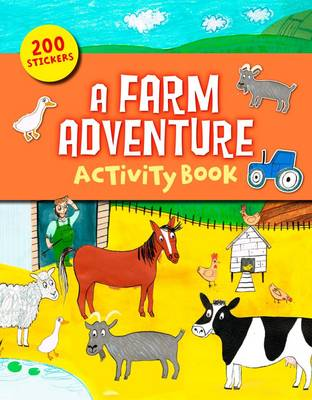 A Farm Adventure Activity Book by Arcturus Publishing