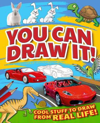 You Can Draw it! by Arcturus Publishing