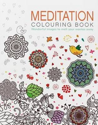 Meditation Colouring Book by