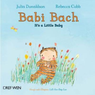 Babi Bach / It's a Little Baby by Julia Donaldson