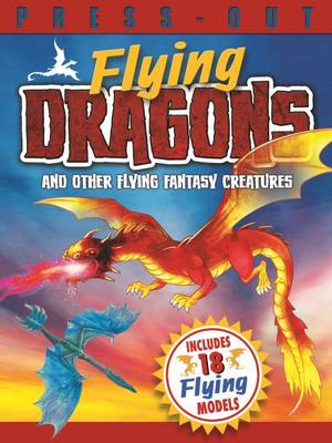 Press Out Flying Dragons by