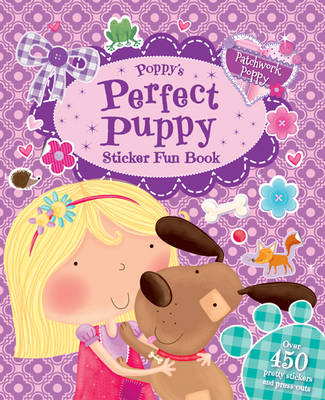 Poppy's Perfect Puppy Sticker Fun Book by