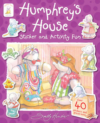 Humphrey's House Sticker and Activity Book by