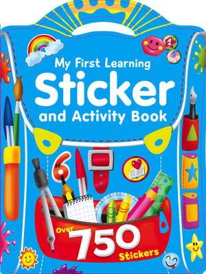My Giant Sticker Learning Bag by