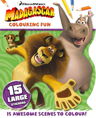 Colouring Fun - Madagascar by