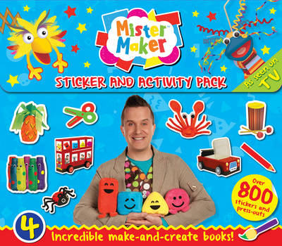 Mini Makers Activity Pack by