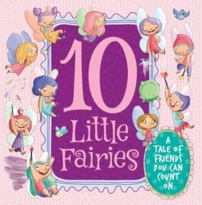 Ten Little Fairies by