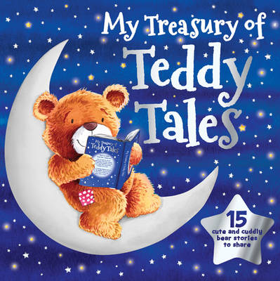 My Treasury of Teddy Tales by