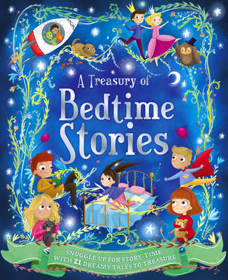 A Treasury of Bedtime Stories by