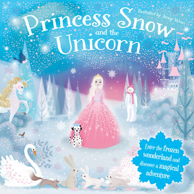 Snow Princess Glitter Globes by