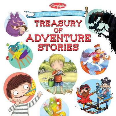 Treasury of Adventure Stories by