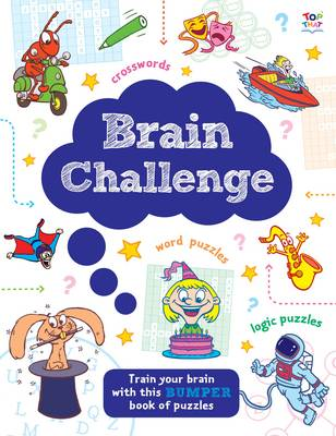Brain Challenge by Nat Lambert