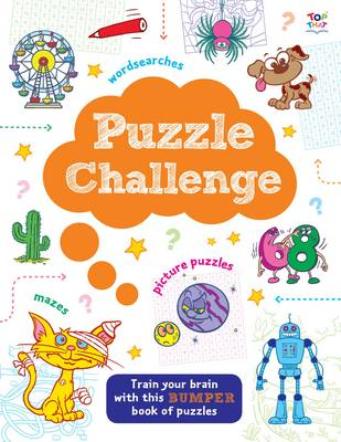 Puzzle Challenge by Nat Lambert