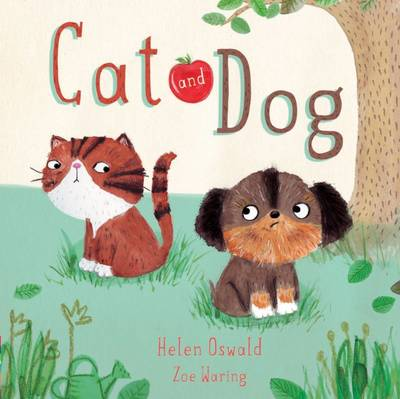 Cat and Dog by Helen Oswald