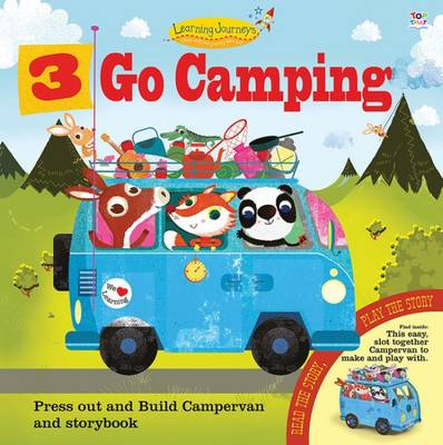 Three Go Camping by