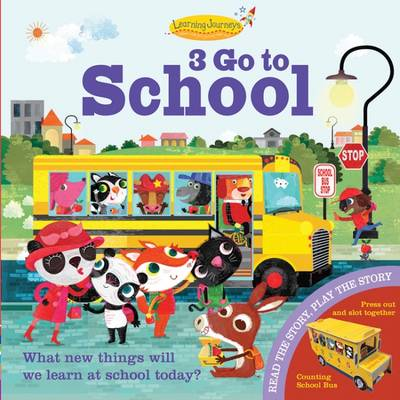 3 Go to School by Oakley Graham